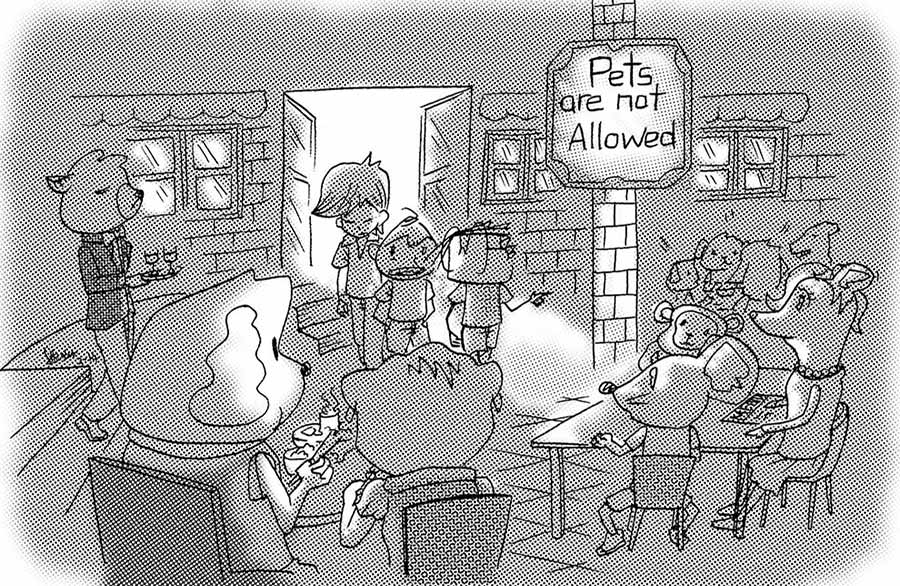 Rediscover Cartooning